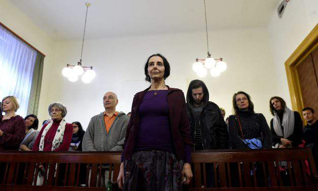 Hungarian president Áder pardons homebirth midwife Geréb