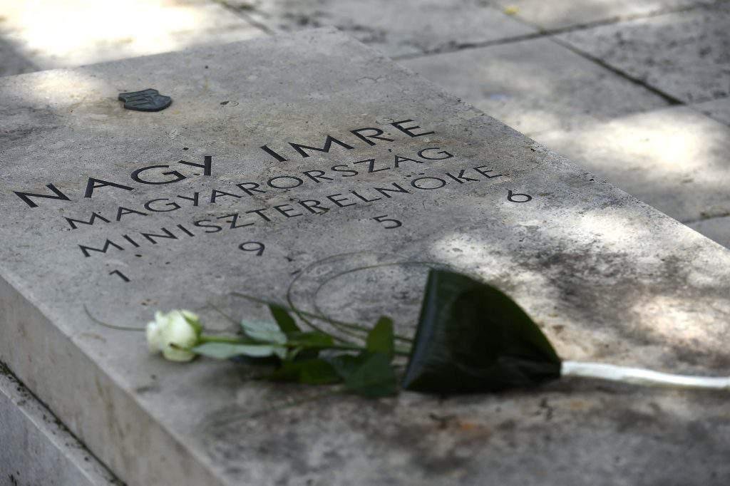 1956 Imre Nagy commemoration 1956