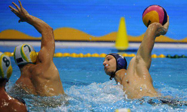 We're a young team at the start of our journey – Hungarian water polo matches in the Duna Aréna