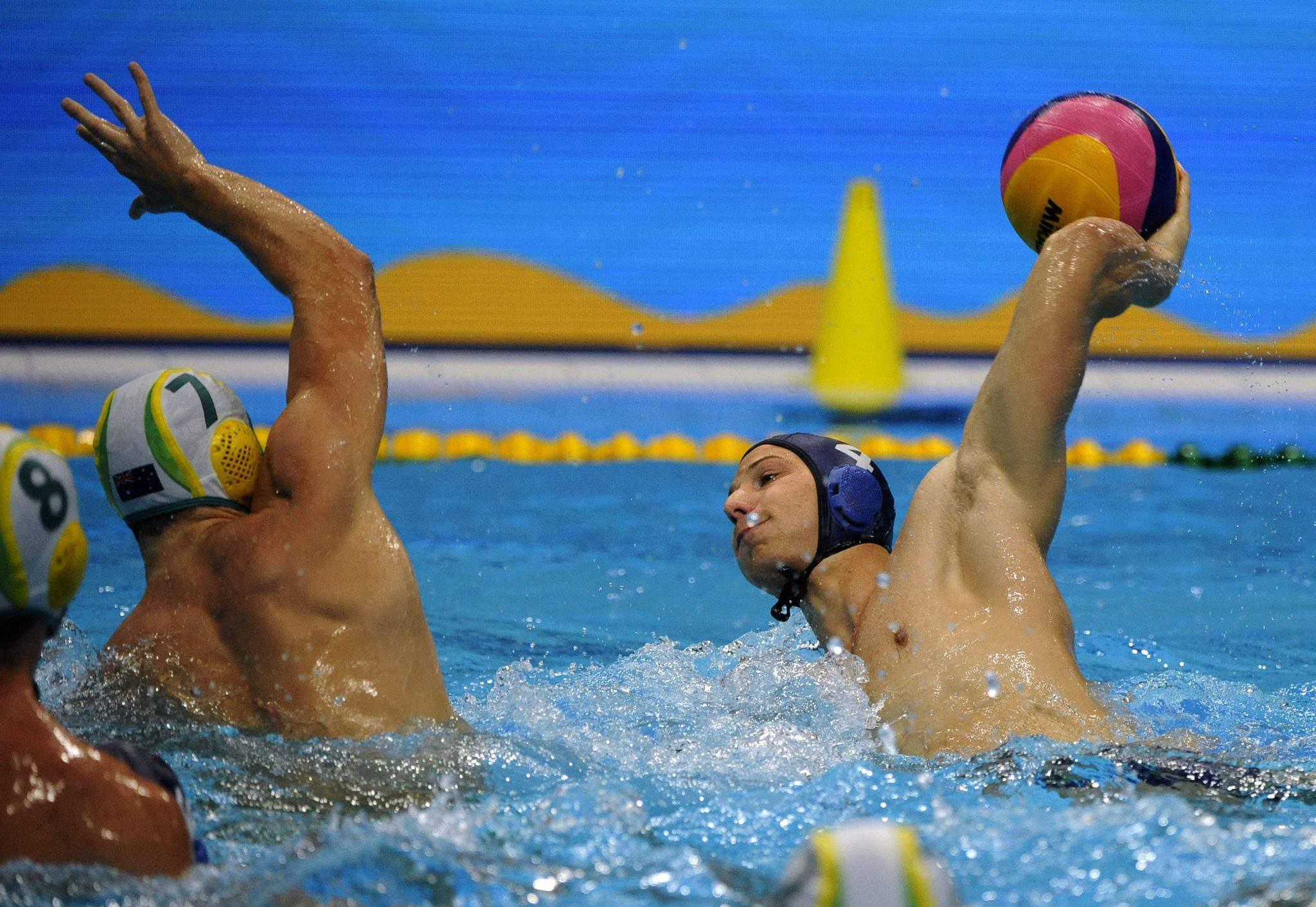 water polo Hungary Australia