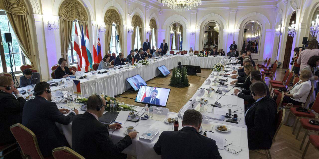Migration, EU budget in focus at V4-Austria speakers' meeting