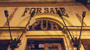 For Sale Pub Budapest