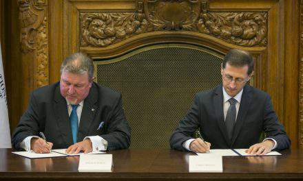 International Investment Bank to open a regional branch office in Budapest