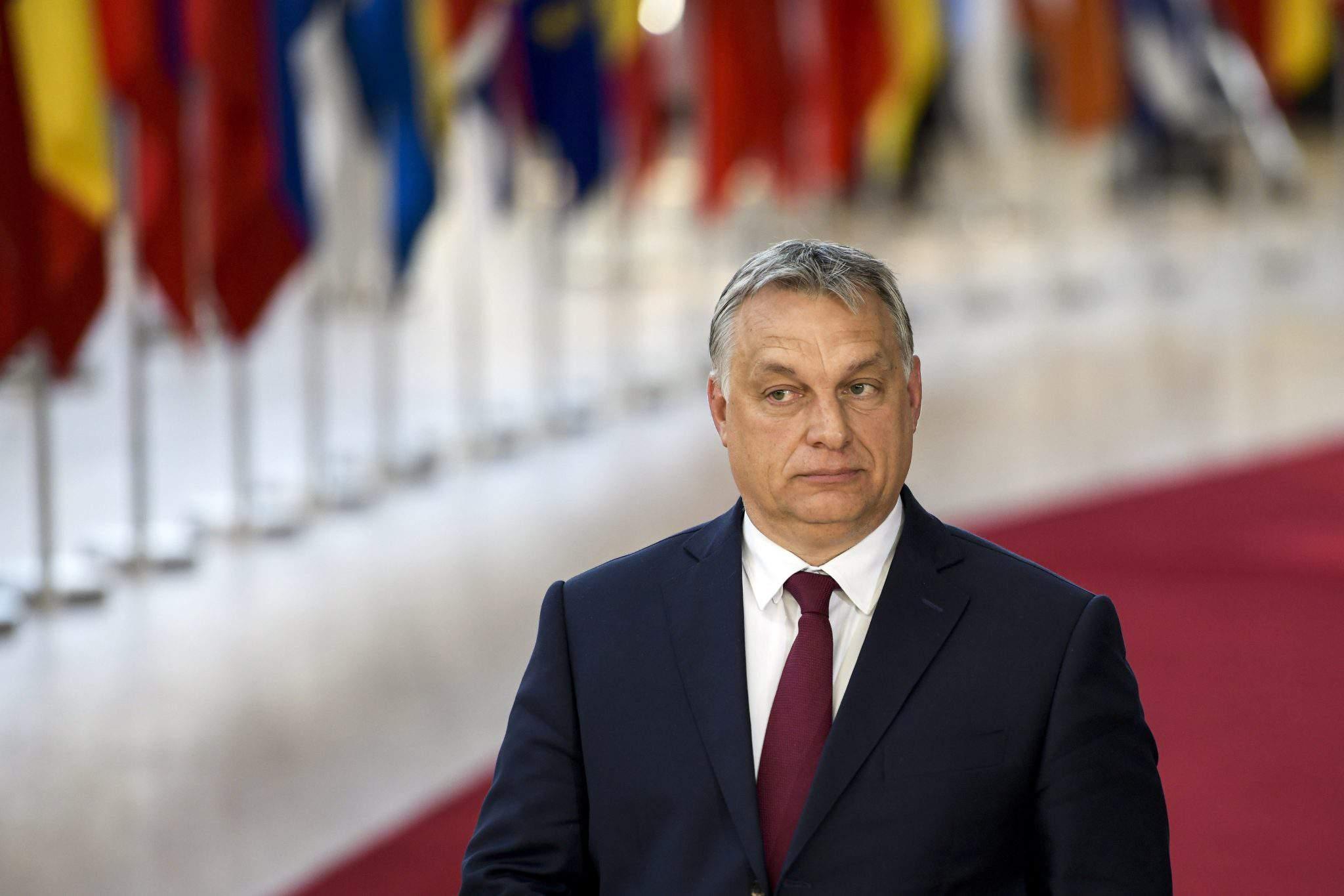 EU Orbán Hungary