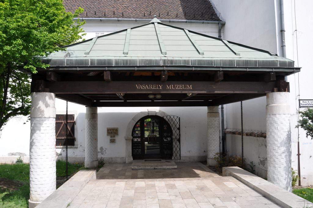 Vasarely Museum Budapest