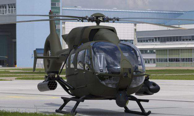 Hungarian armed forces buy new helicopters