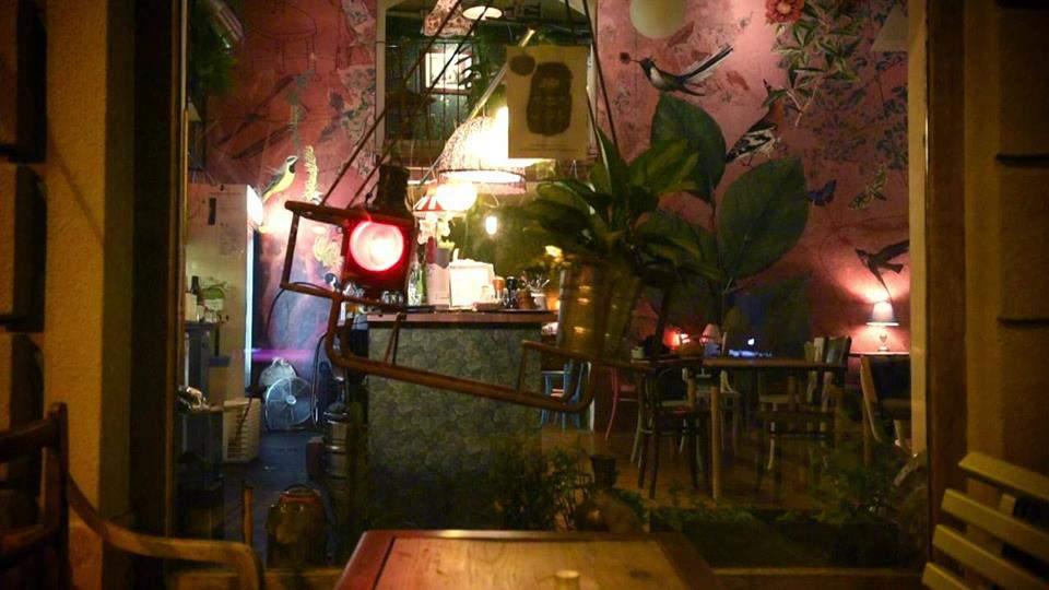 bistro, bar, food