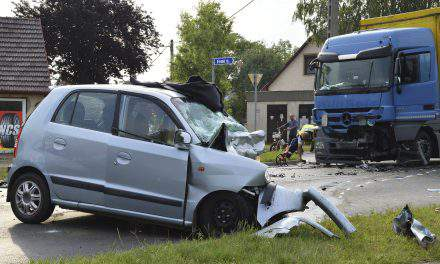 Shocking news from Hungarian roads – Accidents on the rise