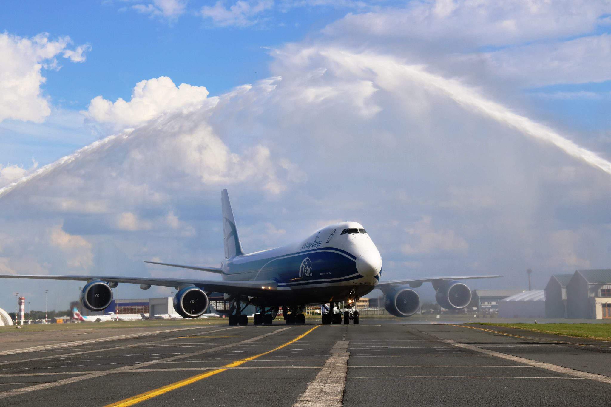budapest airport AirBridgeCargo Airlines
