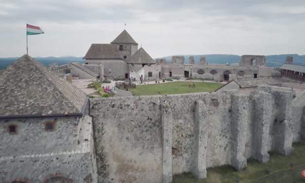 The Castle of Sümeg – Hungarian Castles – 4K Video