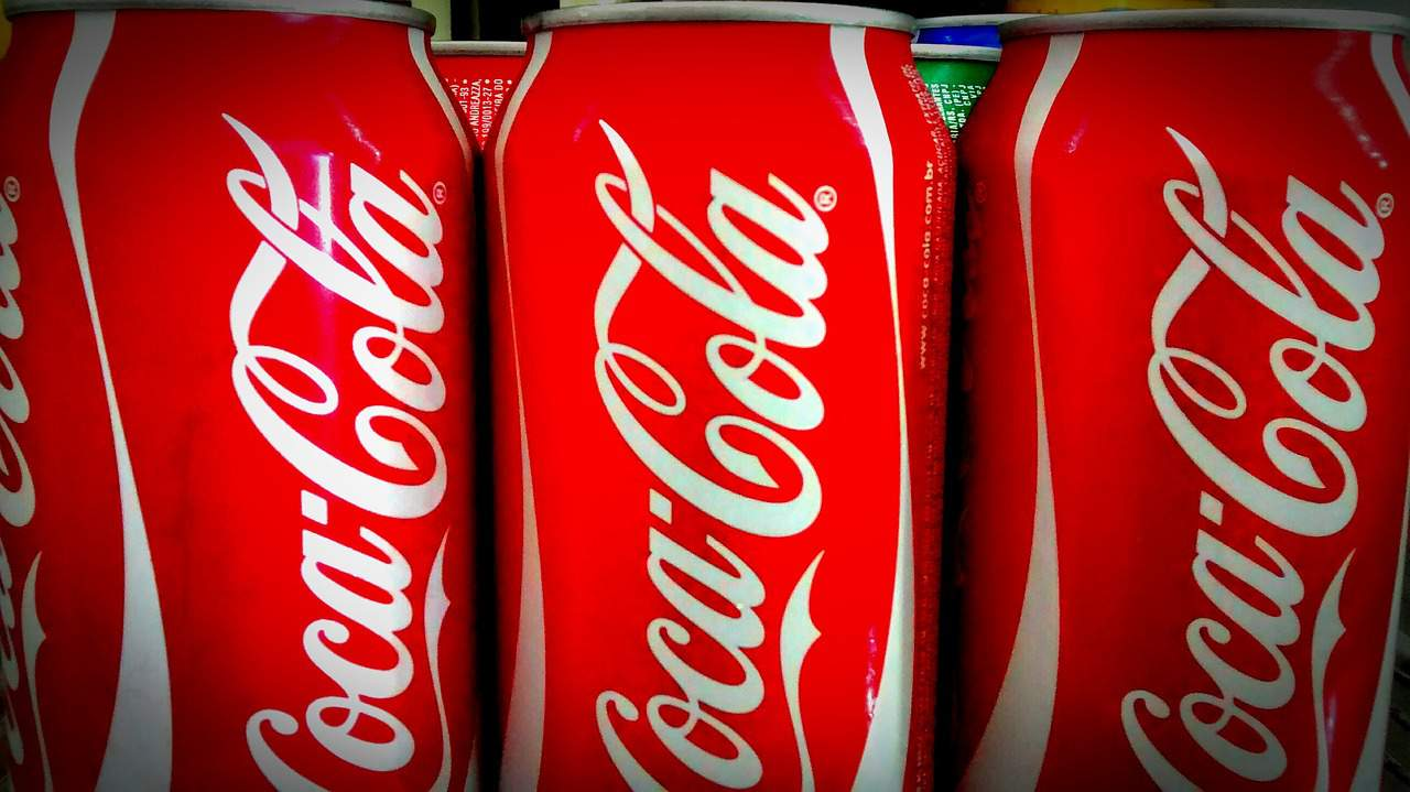 coca cola drink brand