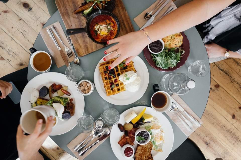 food, people, eating