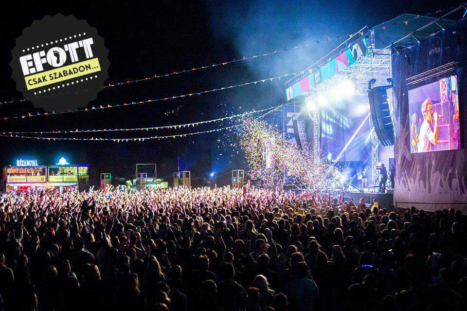 EFOTT festival music concert