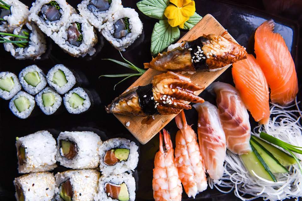 fuji restaurant budapest japanese sushi