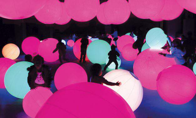 Future Park, the magical playground exhibition, comes to Budapest