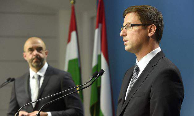 Head of PM's Office: Hungary's sovereignty, security top priorities