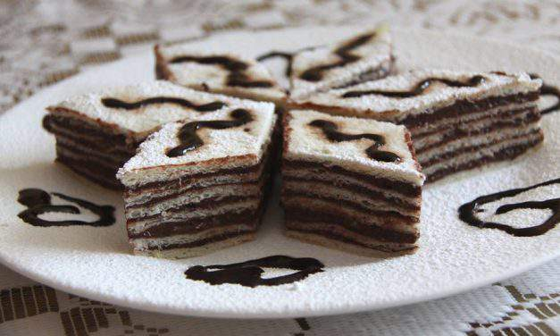 Recipe of the week: Six-layered / Hatlapos