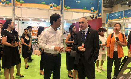 HTCC's participation in the Chongqing Tourism Expo organised in China