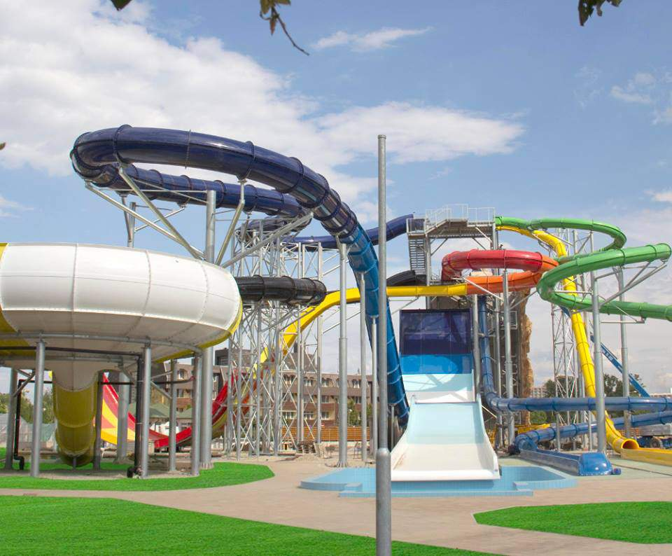 aquaparks, slides, hajduszoboszlo