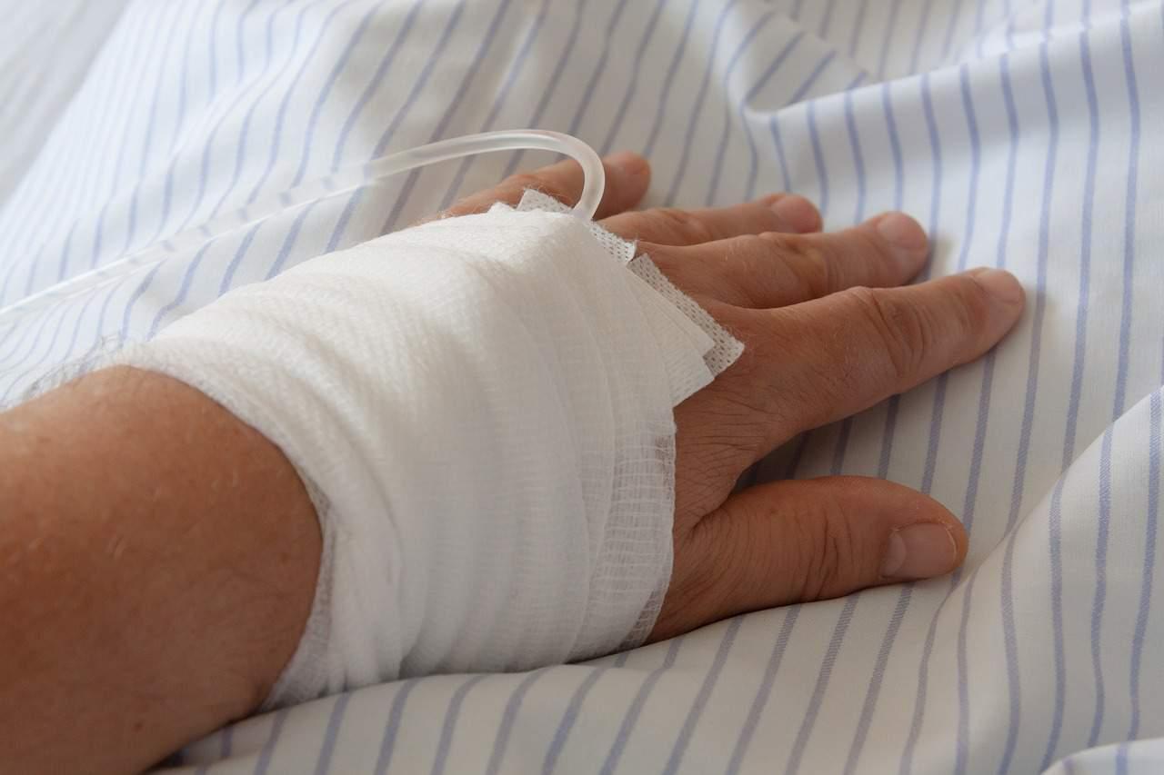 kéz, egészségügy, health