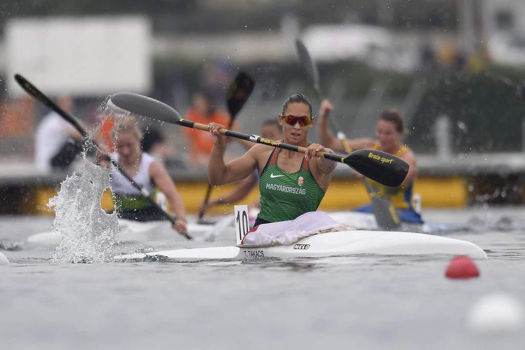kayak Belgrade championship