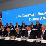 Swimming, success – LEN annual congress held in Budapest