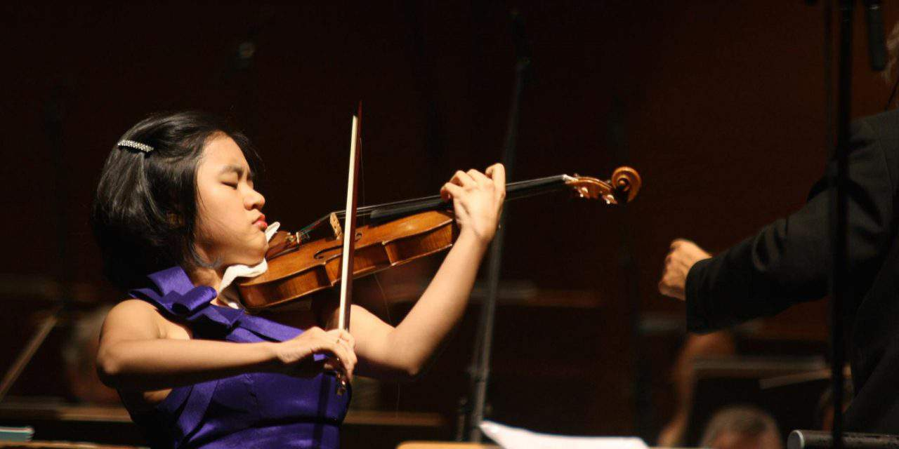 Hungary's youngest concertmaster takes the world by storm
