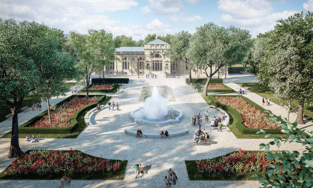 Olof Palme House, gem of Budapest City Park, to be reconstructed as cultural venue