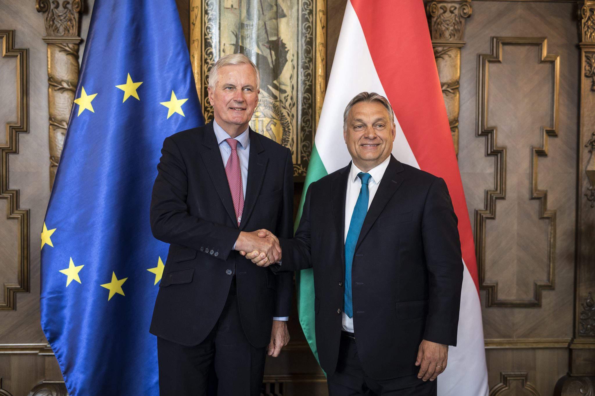 Viktor Orbán European Union