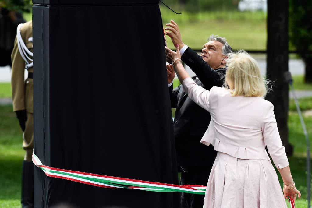 Viktor Orbán inauguration Soviet