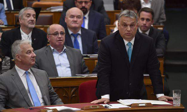 Orbán's cabinet: LIBE report concludes 'show trial' against Hungary