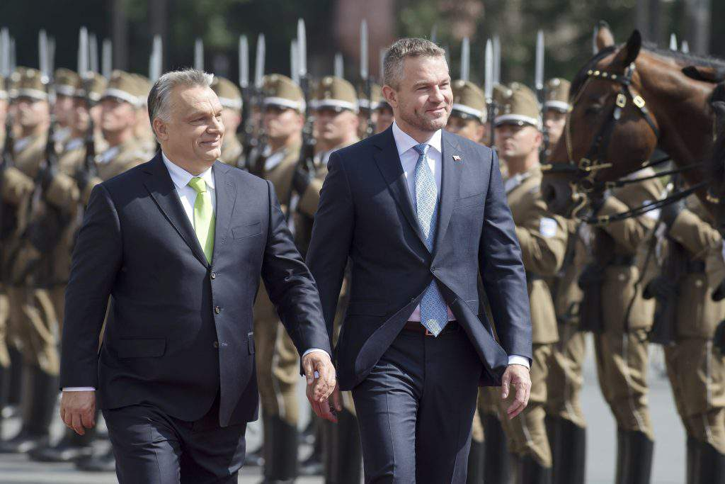 Slovakia Hungary Prime Minister cooperation