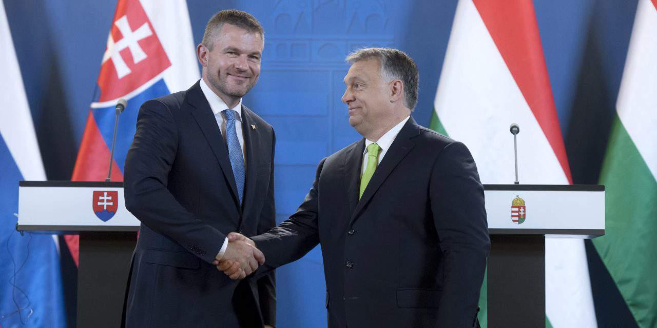 Slovakia, Hungary continue building good relations