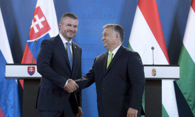 Slovakia, Hungary continue building good relations