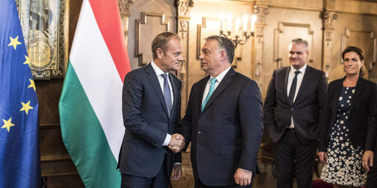 Guardian: it is time for the EU to kick out Hungary