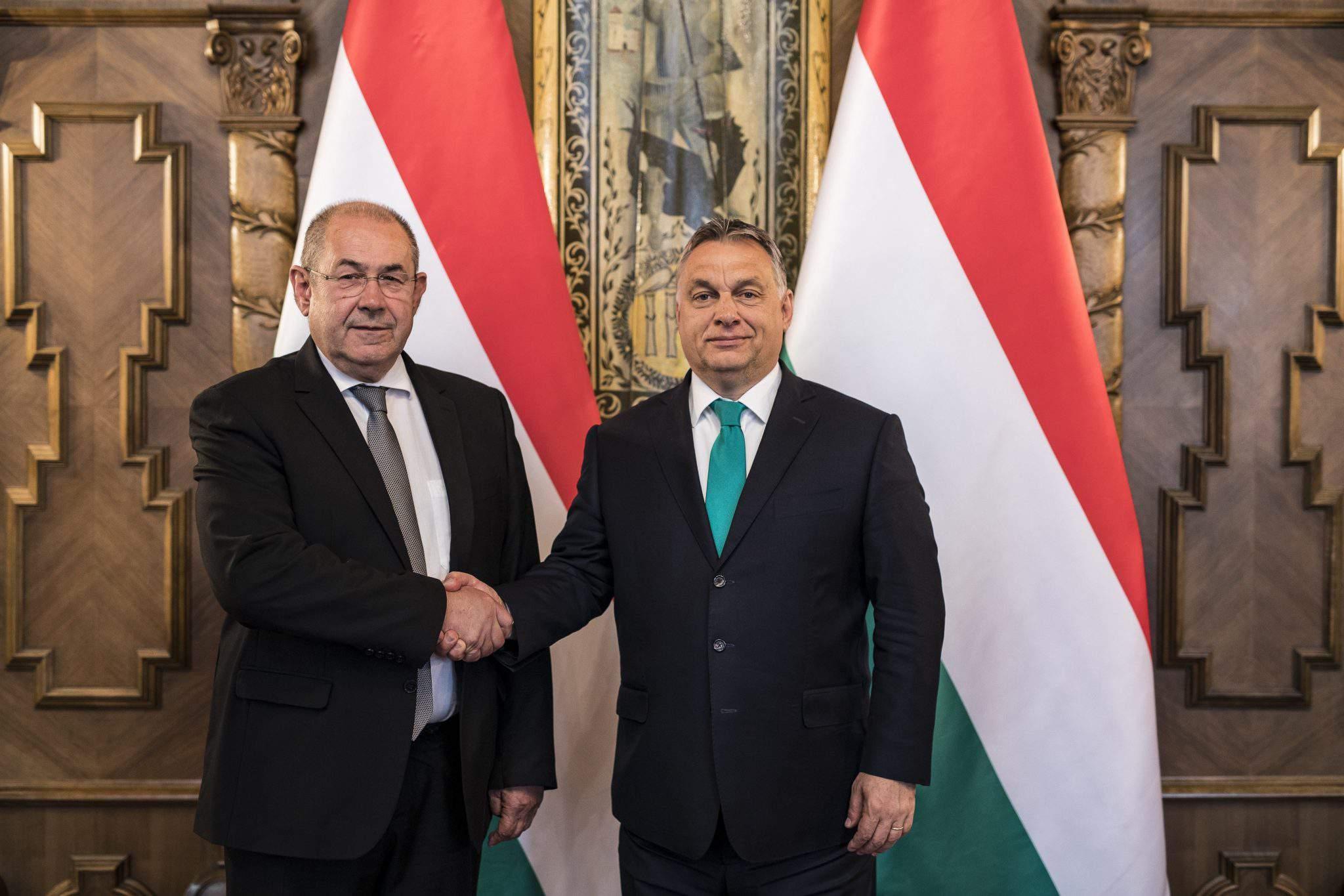 Hungary Serbia Vojvodina