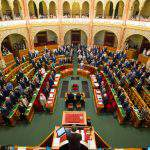 Parliamentary parties consult on constitutional amendment, 'Stop Soros' bill