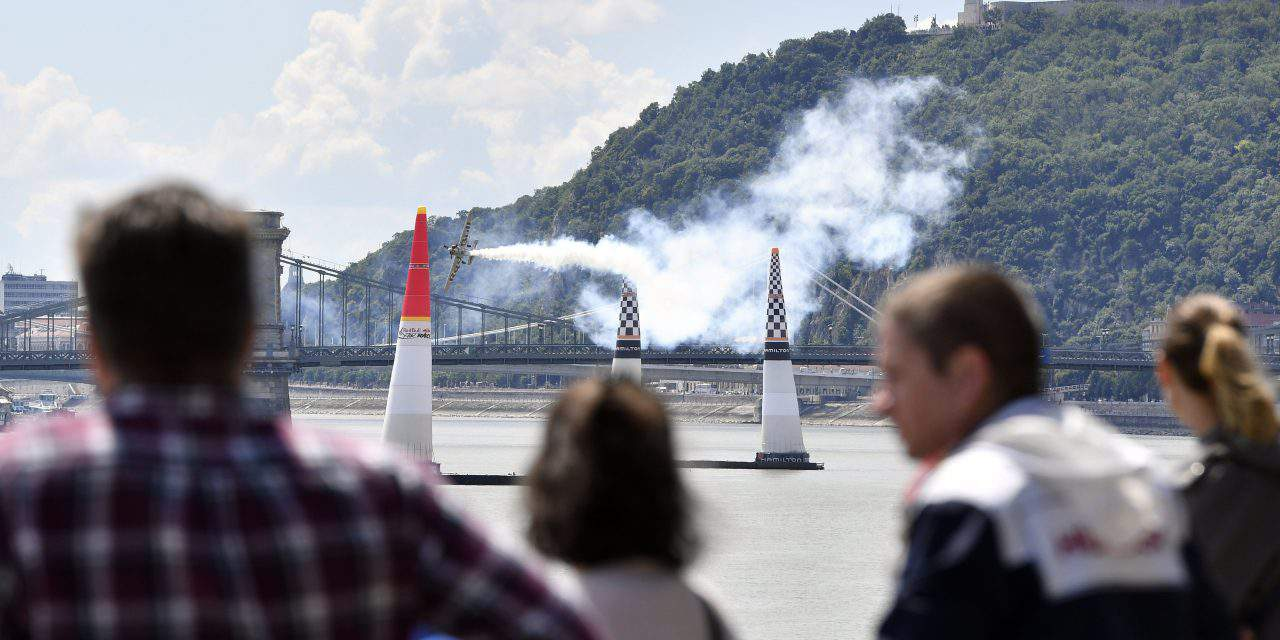 Budapest will not grant a permit to Red Bull Air Race 2019