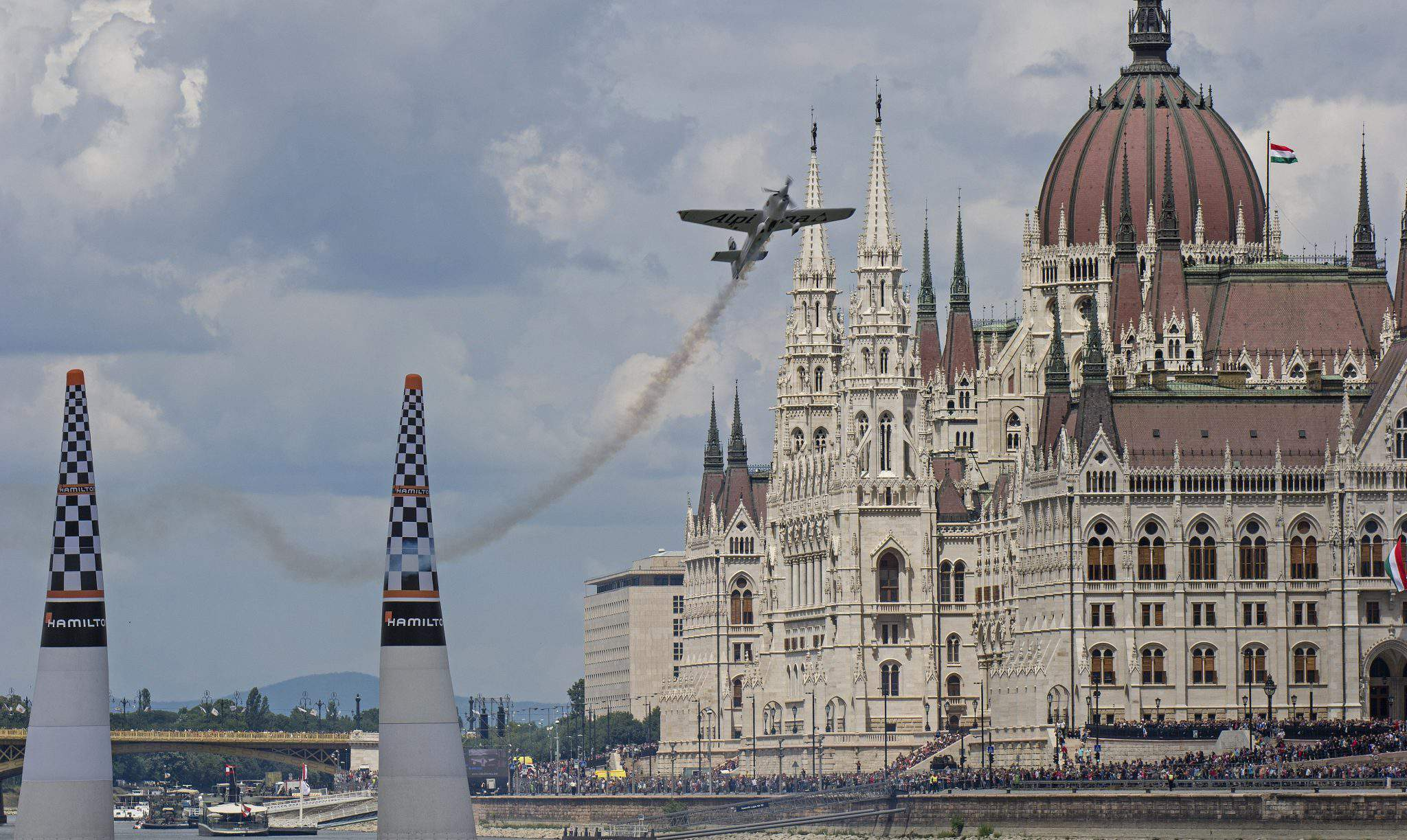 2018 Red Bull Air Race Budapest