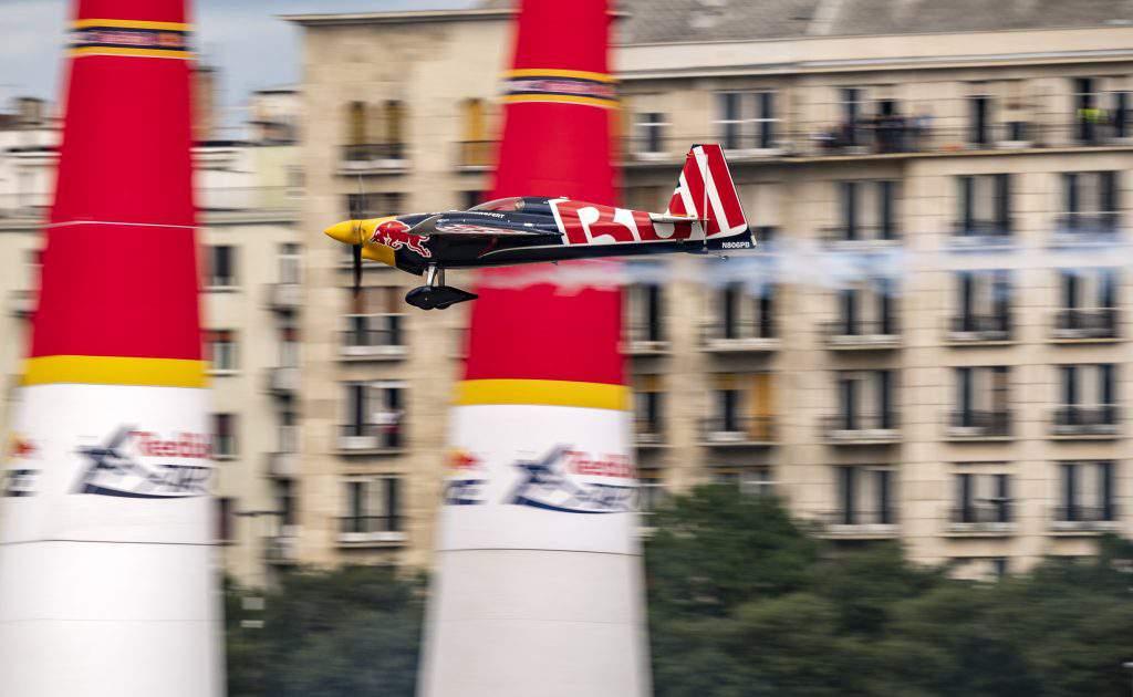 2018 Red Bull Air Race Budapest
