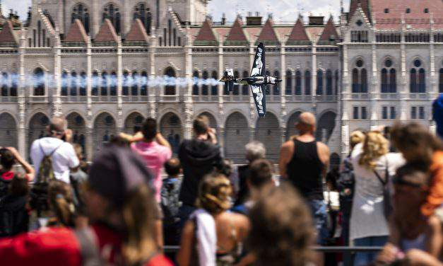 Keszthely steps up as possible alternative venue for Red Bull Air Race