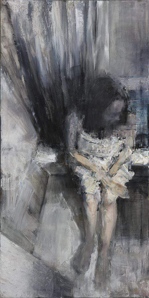 Tibor Simon Mazula artist painting