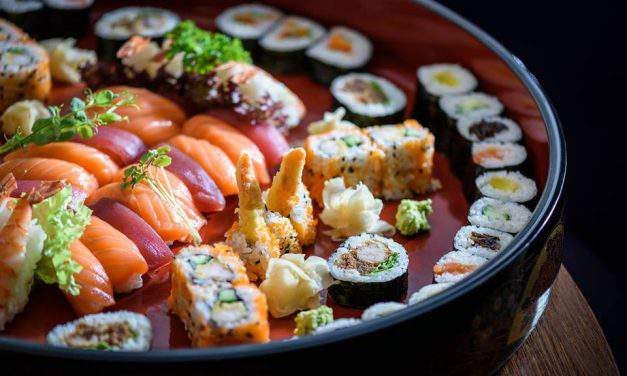 8 sushi bars in Budapest worth checking out