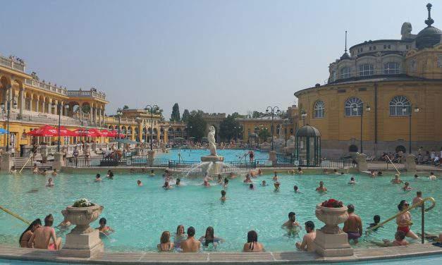 Budapest spas attracted 4.5 million visitors last year