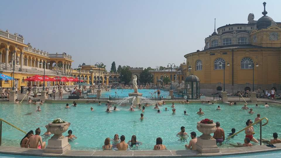 Budapest spas attracted 4.5 million visitors last year