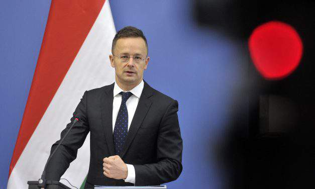 Foreign minister: UN rights commissioner has declared war against Hungarian government