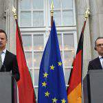 Foreign Minister: Cooperation with Germany needs constant improvement