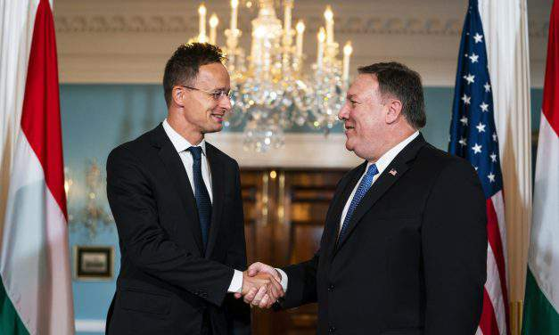 Hungary urges dialogue on preventing EU-US trade war