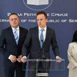 energy gas Serbia Bulgaria