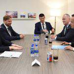 Foreign minister: Central Europe's energy supply security issue